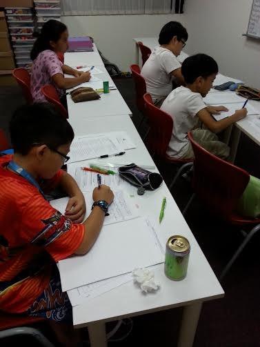 Creative Writing P4-P6