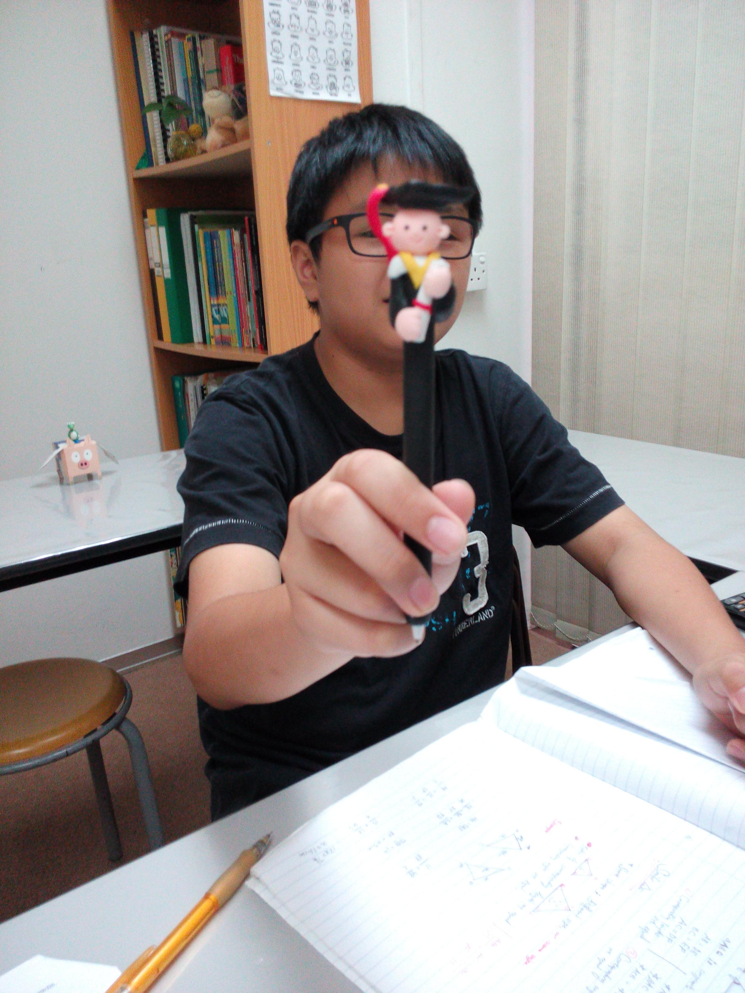 P4 Math Class
