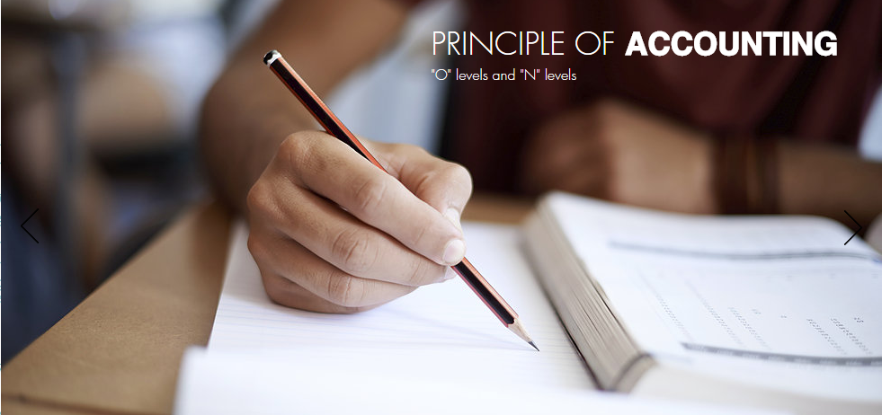 Principles of Accounts (POA) Tuition