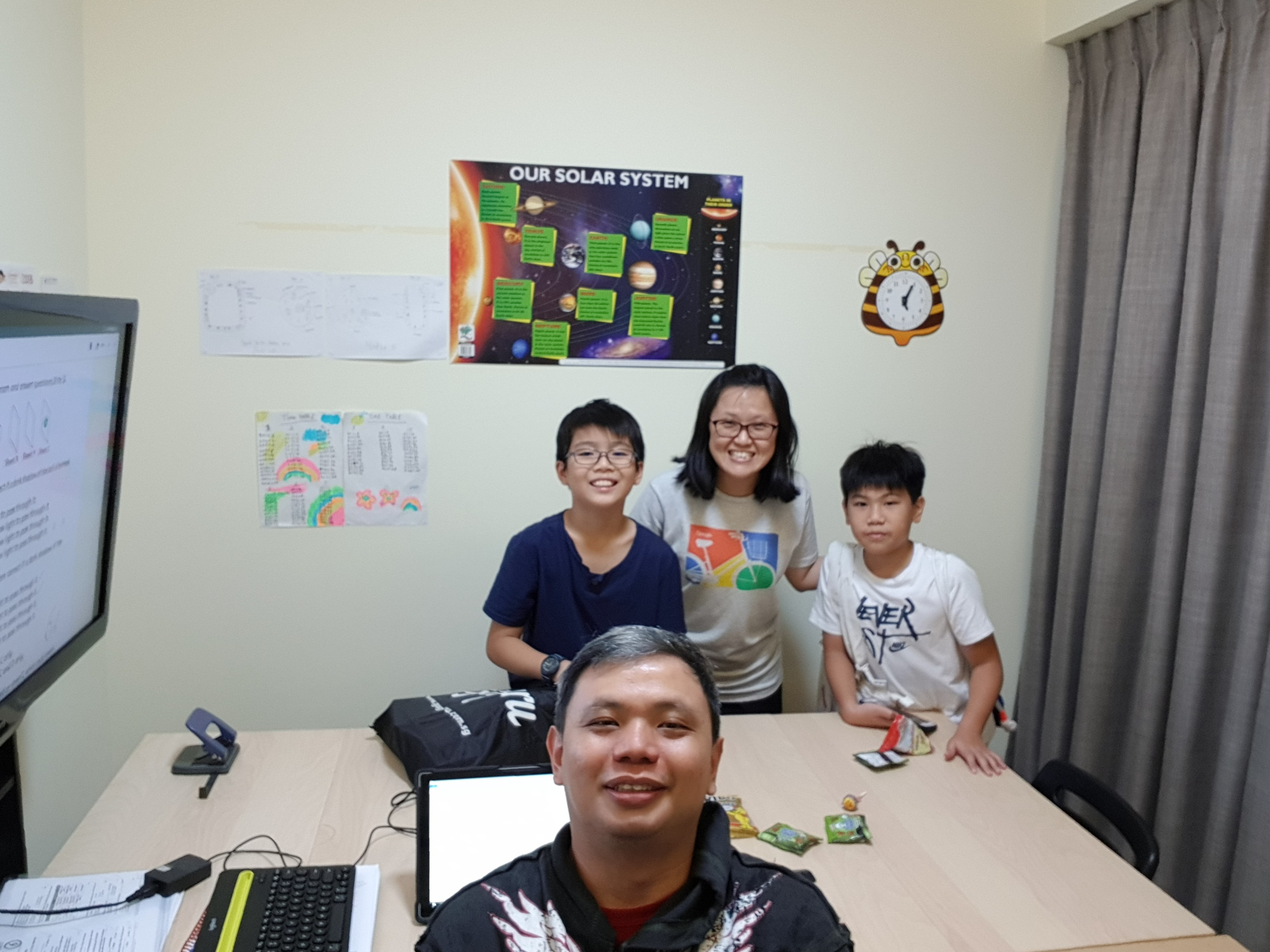 Primary 5 Maths @ Admiralty (2019)