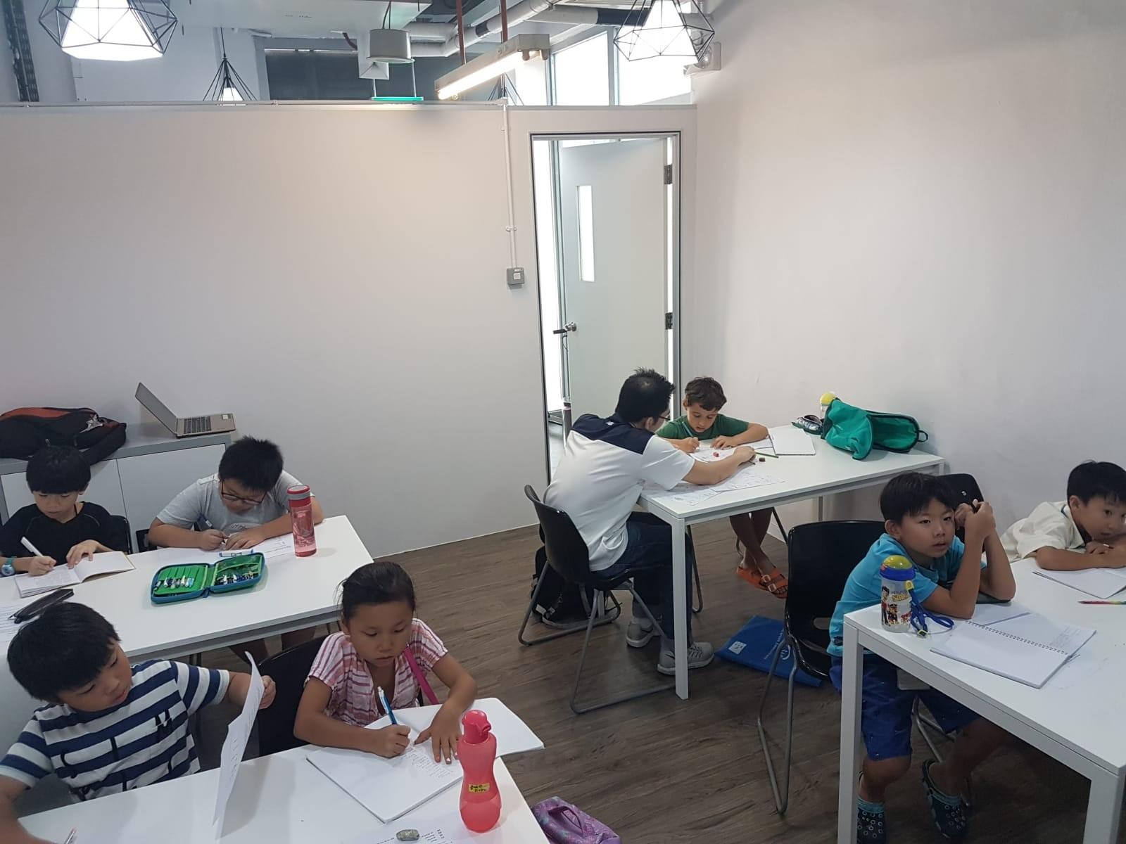 Sec 3 A math / E math tuition class