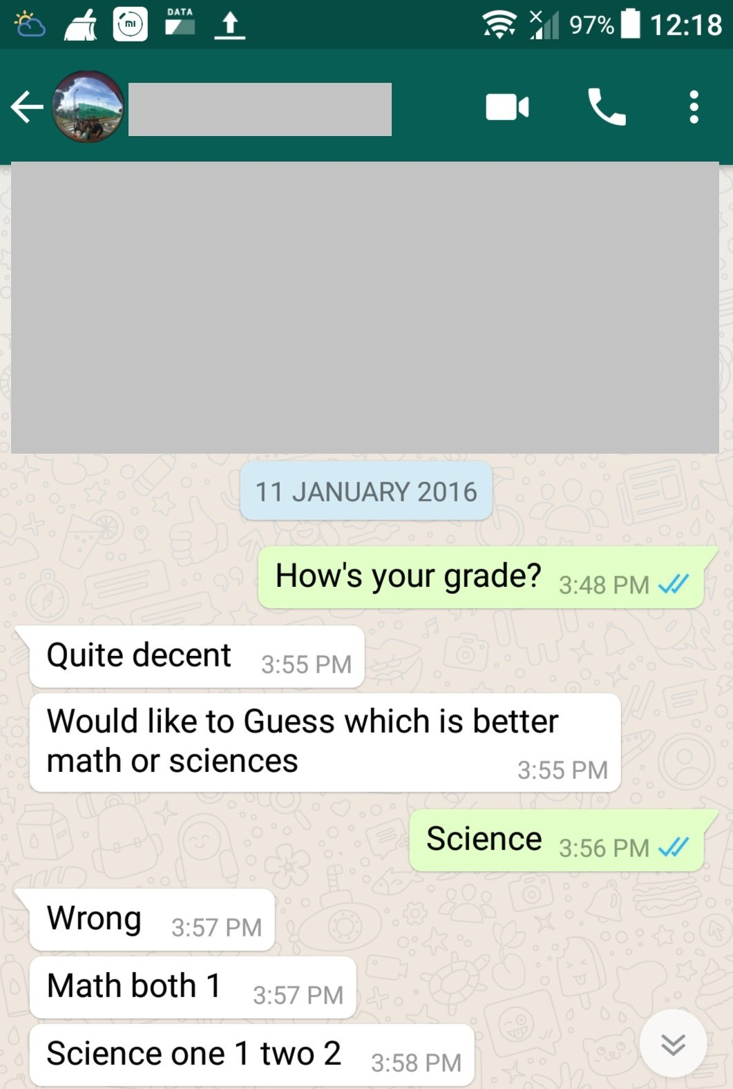 see your grades improve