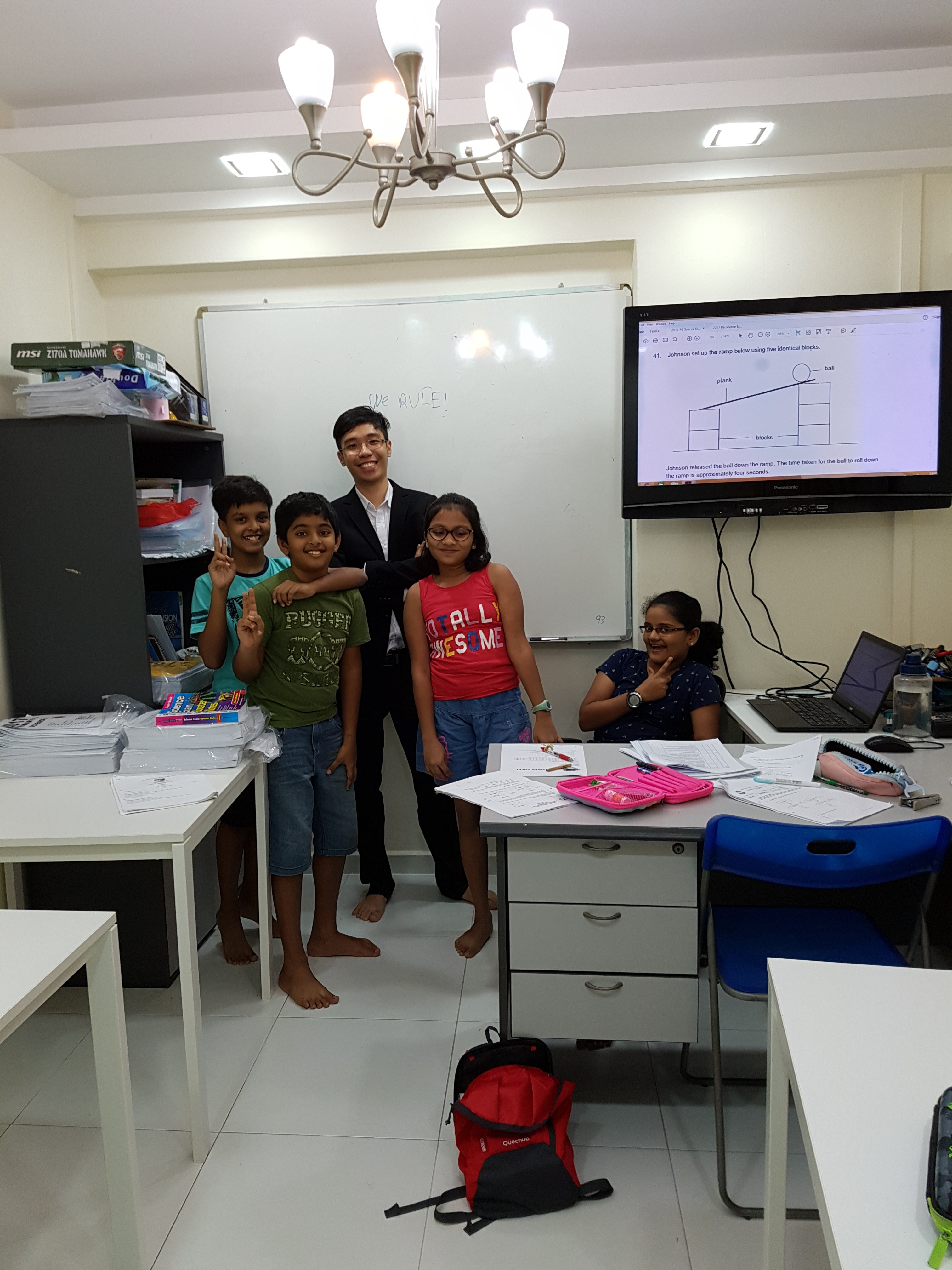 Science tuition for Secondary 2s