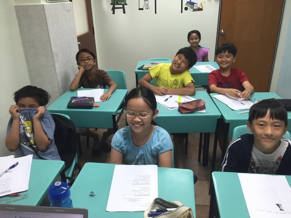 PSLE P6 CLASS