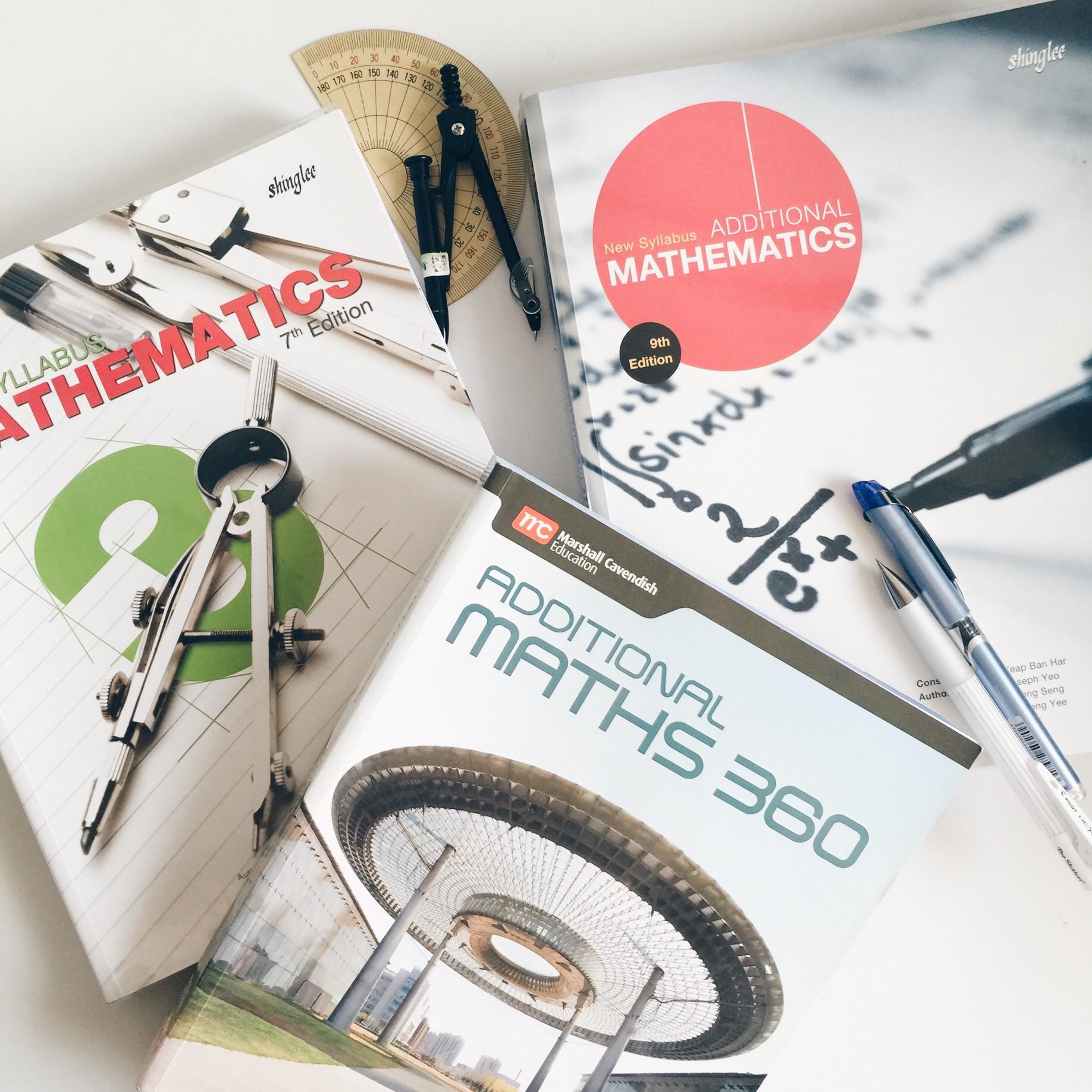 Sec 5 E.Maths Focus Group Tuition