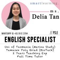 Delia Tan