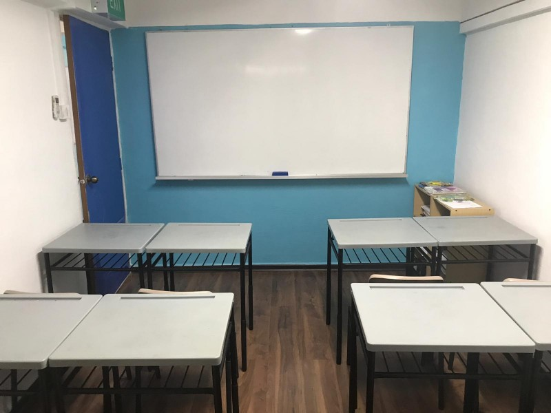 Secondary English Class (Serangoon)