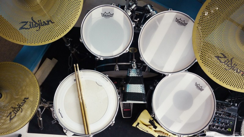 Affordable 1 To 1 Drum Lessons As Low As $36
