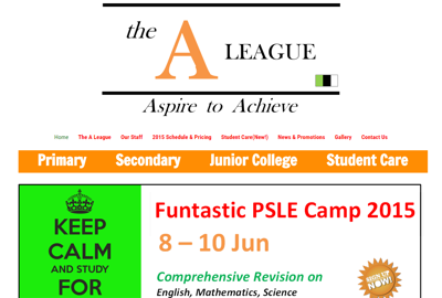 A League Learning Centre
