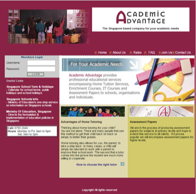 Academic Advantage