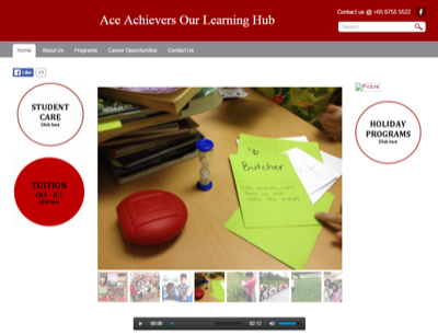 Ace Achievers Our Learning Hub