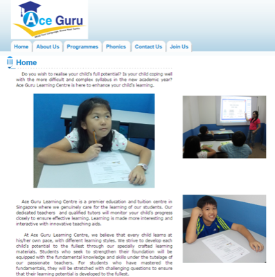 Ace Guru Learning Centre