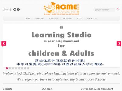 Acme Learning Studio