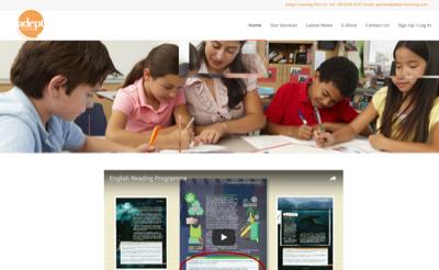 Adept Learning Pte Ltd
