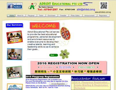 Adroit Educational
