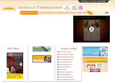 Andalus Corporation