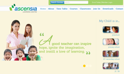 Ascensia Learning Centre