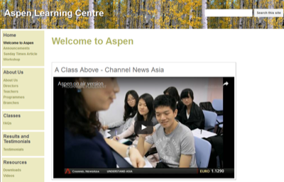 Aspen Learning Centre