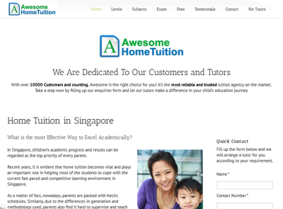 Awesome Home Tuition