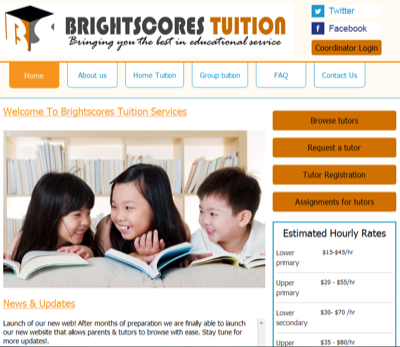 Brightscores Tuition Services