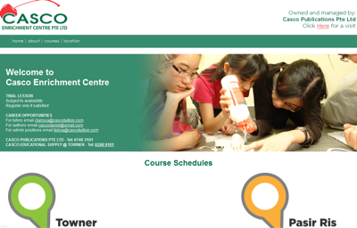 Casco Enrichment Centre
