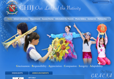 Chij Our Lady Of The Nativity