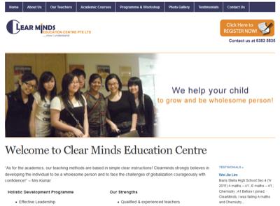 Clear Minds Education Centre