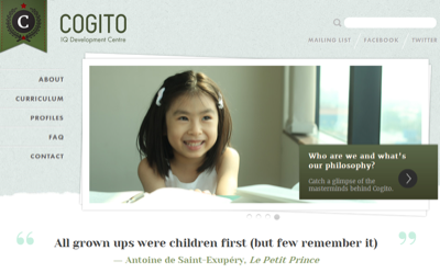 COGITO IQ Development Centre