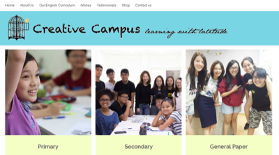 Creative Campus: Learning With Latitude Pte Ltd