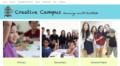 Creative Campus: Learning with Latitude