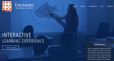 Edumore Learning Centre Pte Ltd