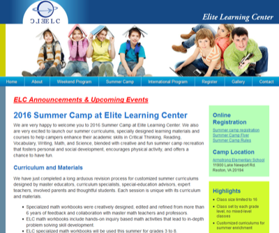 Elite Learning Centre