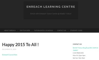 Enreach Learning Centre