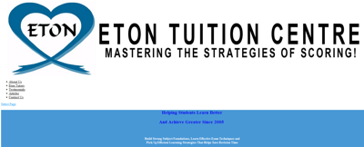 Eton Tuition Centre