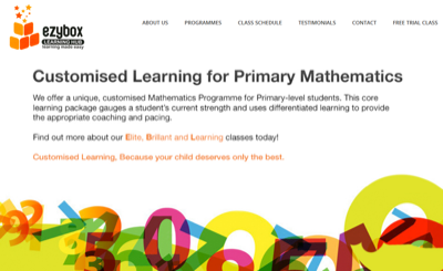 Ezybox Learning Hub Pte Ltd
