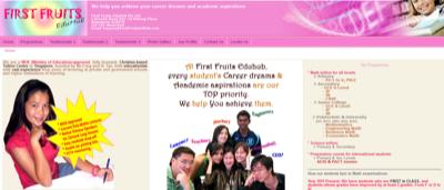 First Fruits Eduhub Pte Ltd