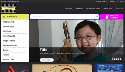 Fun Learners Pte Ltd