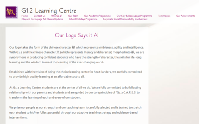 G1.2 Learning Centre