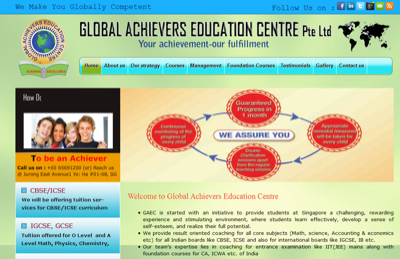 Global Achievers Education Centre