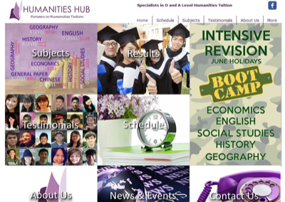 Humanities Hub Education Centre Pte Ltd