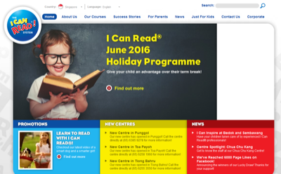 I Can Read Learning Centre