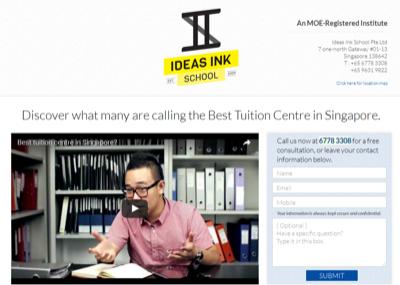 Ideas Ink School