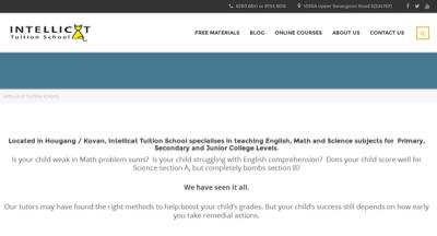 Intellicat Tuition School