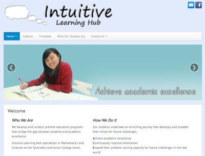 Intuitive Learning Hub