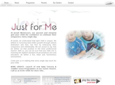 Josiah Montessori Enrichment Centre