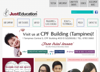 Just Education Tuition Centre