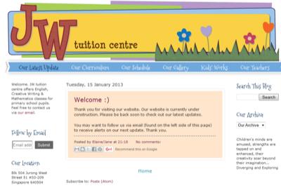 JW Tuition Centre