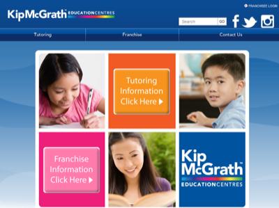 Kip Mcgrath Worldwide Education Centres