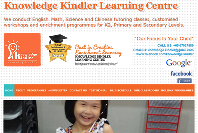 Knowledge Kindler Learning Centre