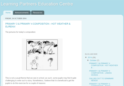 Learning Partners Education Centre